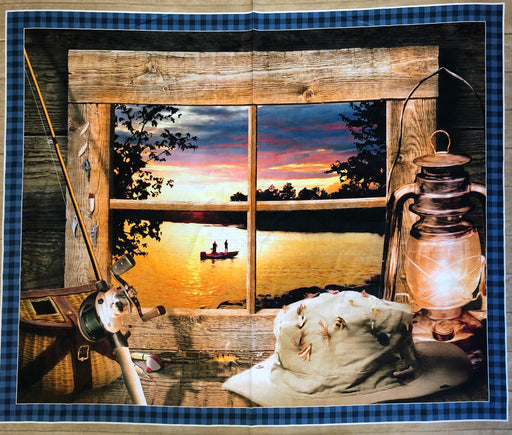 Sunset Lake Panel Atrtworks XI 1649-26983-X
