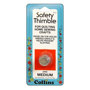 Medium Thimble Collins Saftey