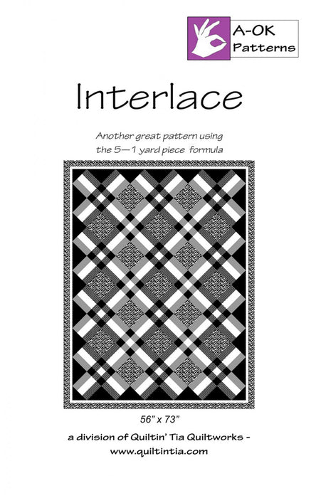 Interlace A OK 5 Yard Pattern