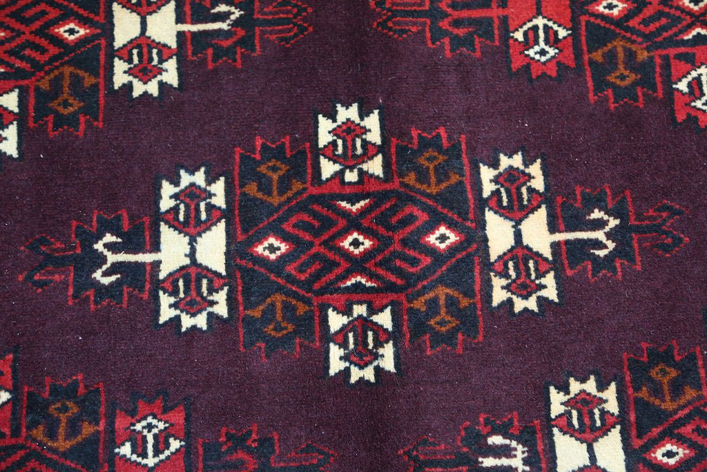 Pure wool Tribal Turkoman