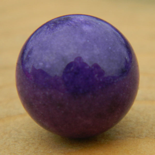 8mm Purple Jade