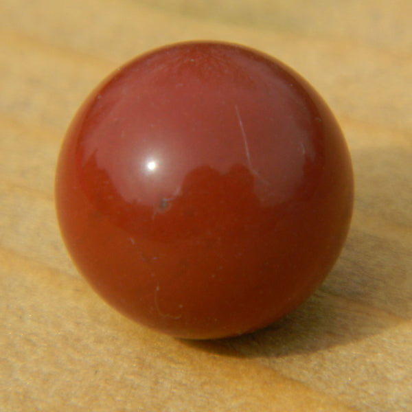 8mm Red Brown Jasper