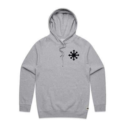 Ben Anderson - Blindfold Unisex Mid-Weight Pullover Hoodie