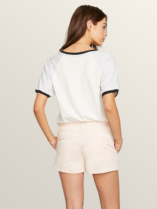 Frochickie Shorts - Cloud Pink