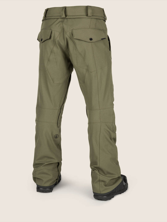 Articulated Pants - Military