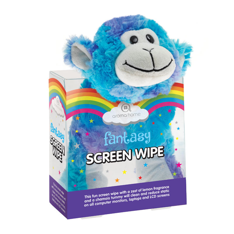 Fantasy Monkey Novelty Screen Wipe