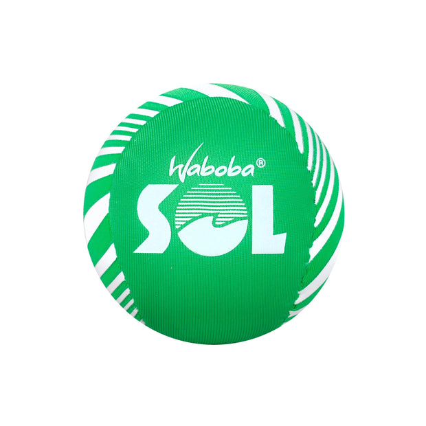 Enjoy Water bouncing balls with Waboba's SOL