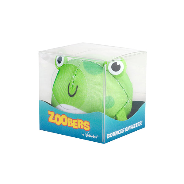 Enjoy Water bouncing balls with Waboba's ZOObers