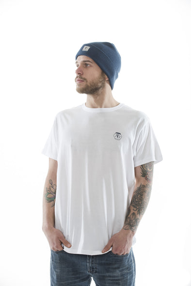 TSHIRT MINI LOGO SWAMP WHITE