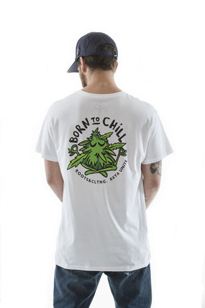 TSHIRT CHILL WHITE
