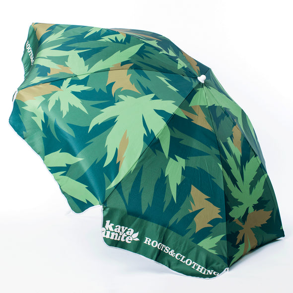 BEACH UMBRELLA CAMOSENS GREEN