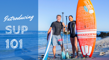 Paddleboarding 101: The Beginner's Guide to Stand Up Paddle Boarding