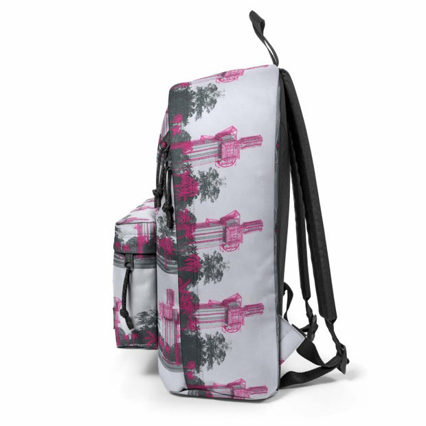 Sac à dos out office Eastpak Urban Pink COTE