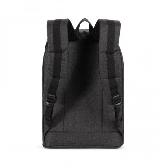 Sac à dos HERSCHEL MID-VOLUME black crosshatch dos