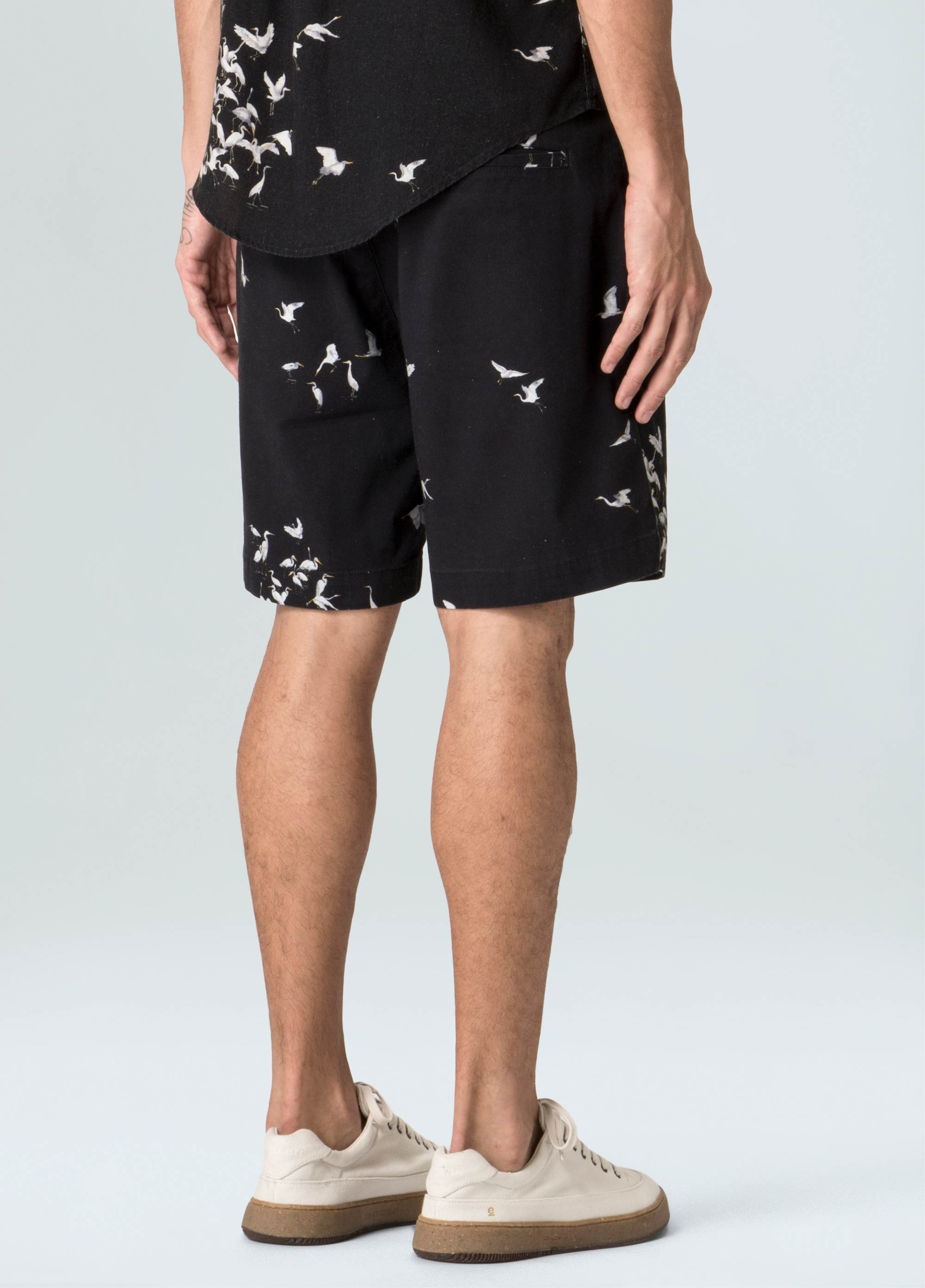 Heron Tailored Shorts