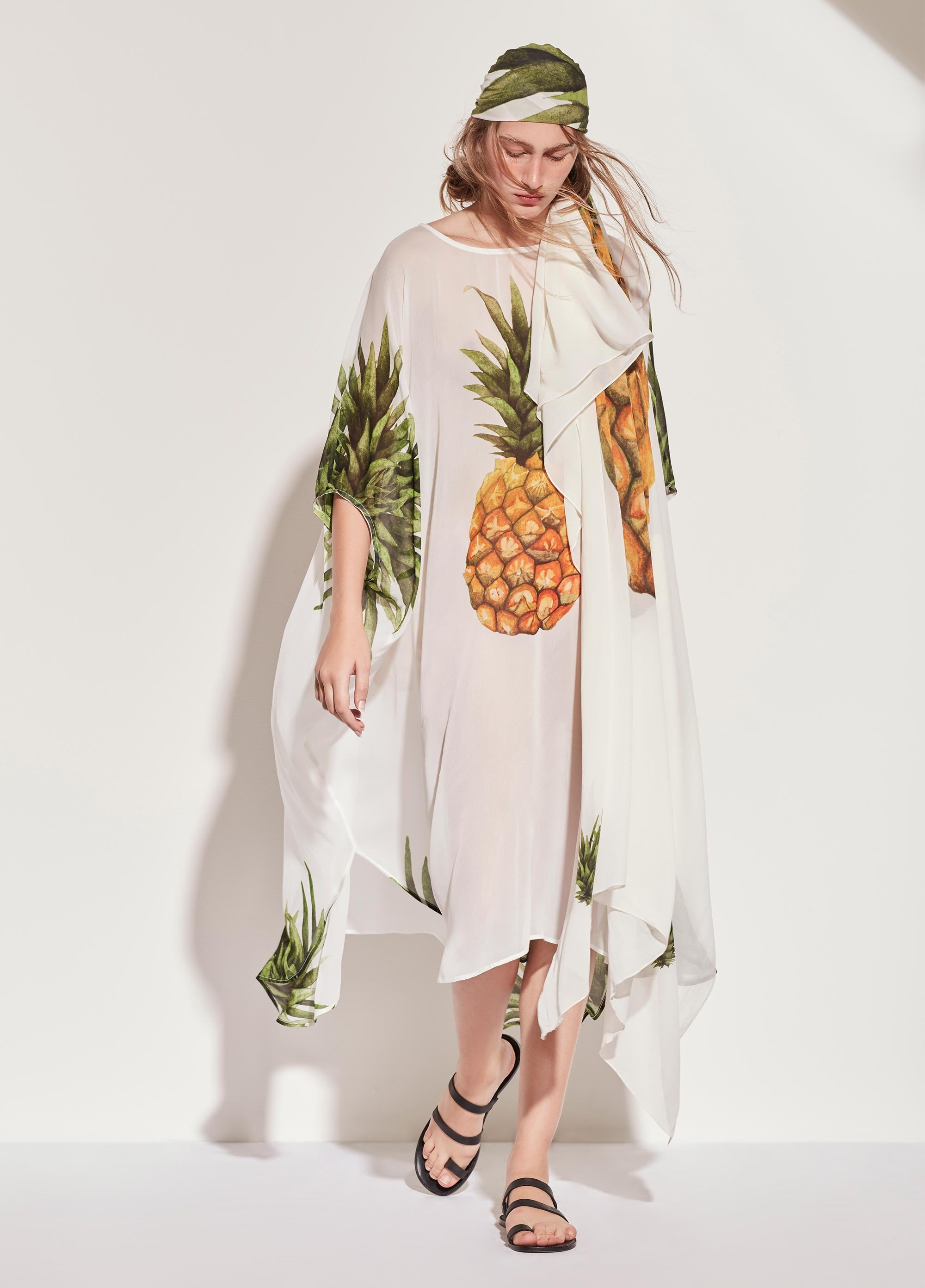 Pineapple Beach Kaftan