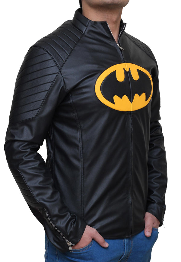The Lego Batman Leather Jacket
