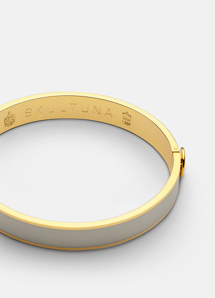 Bangle | Plain with lock | 9 MM - STOCKHOLM
