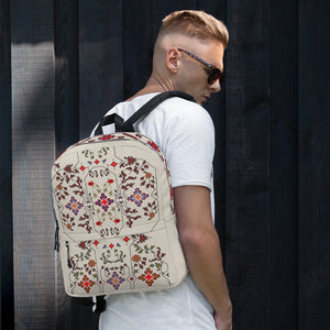 Persian Rug Backpack