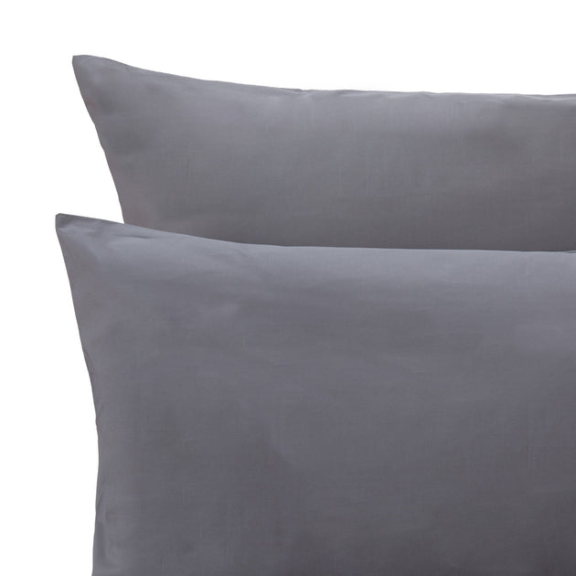 Perpignan Bed Linen in grey | Home & Living inspiration | URBANARA