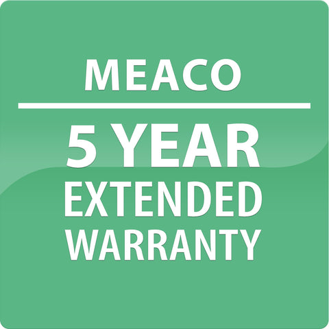 5 Year Extended Warranty - Meaco Products