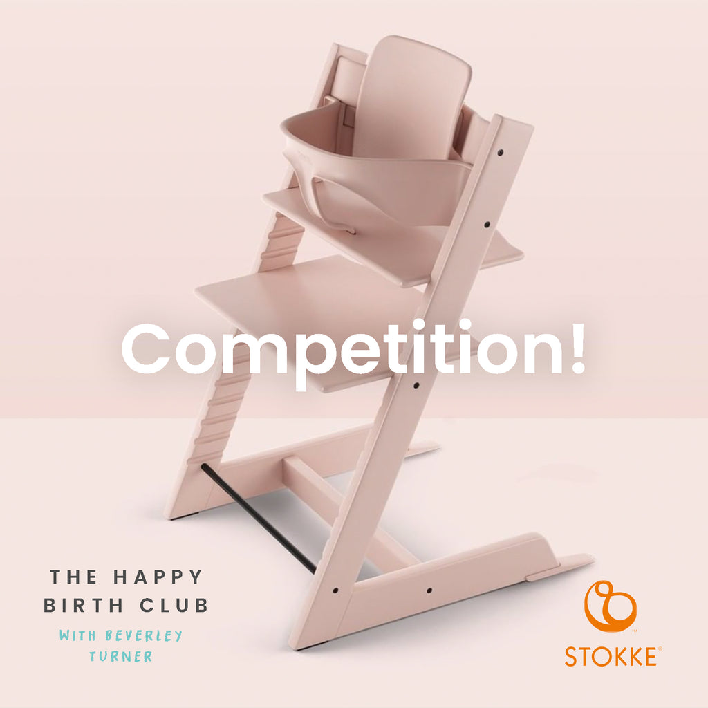 Win a personalised Stokke Tripp Trapp worth £250!