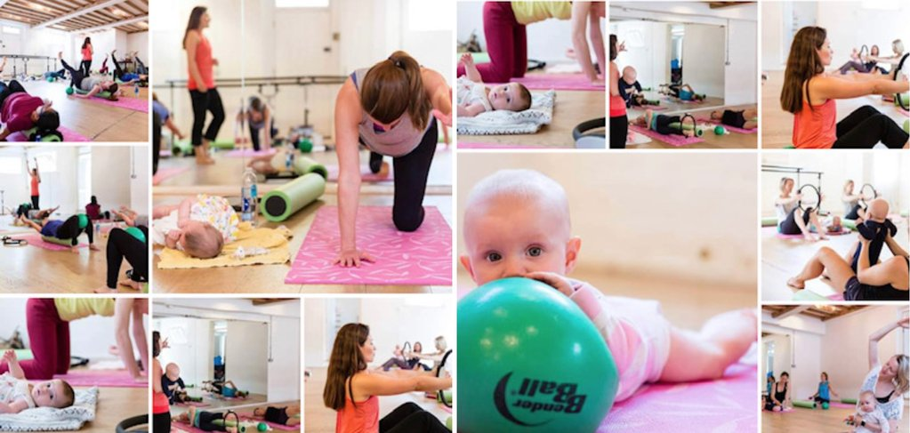 Mama and Baby Birth Recovery Classes - book your place now for the April-June course