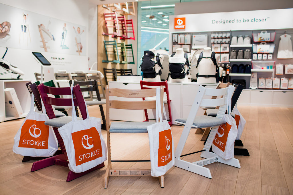 Register for a free Stokke In-store Workshop With Beverley Turner on 28 February 2019 at Stokke Westfield!