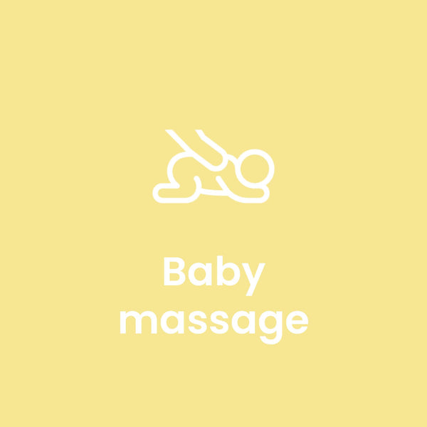 Baby Massage Course - July to August 2019