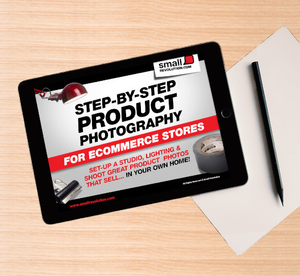 Step-by-Step Product Photography