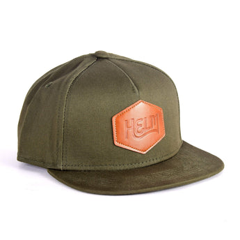 HELM Logo Cap - Green