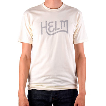 HELM Shirts S HELM T-Shirt - Natural