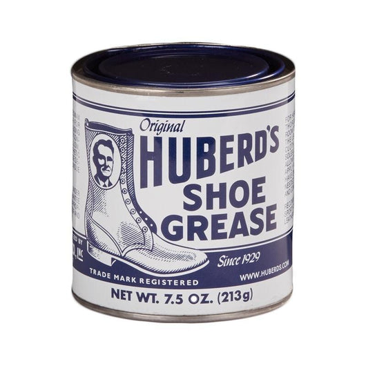 Huberds Boot Care Huberd's Shoe Grease