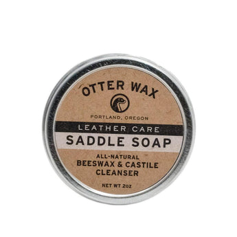 Otter Wax Boot Care Otter Wax Saddle Soap