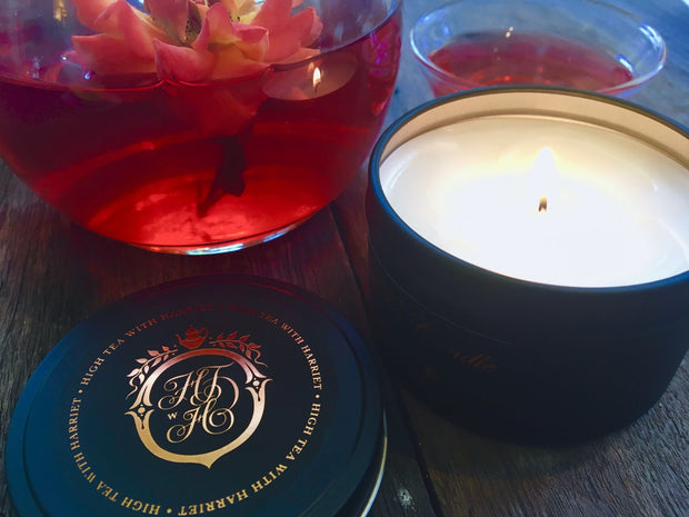 Black Tea and Lychee Soy Candle