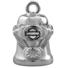 HARLEY® ENGINE RIDE BELL HRB040