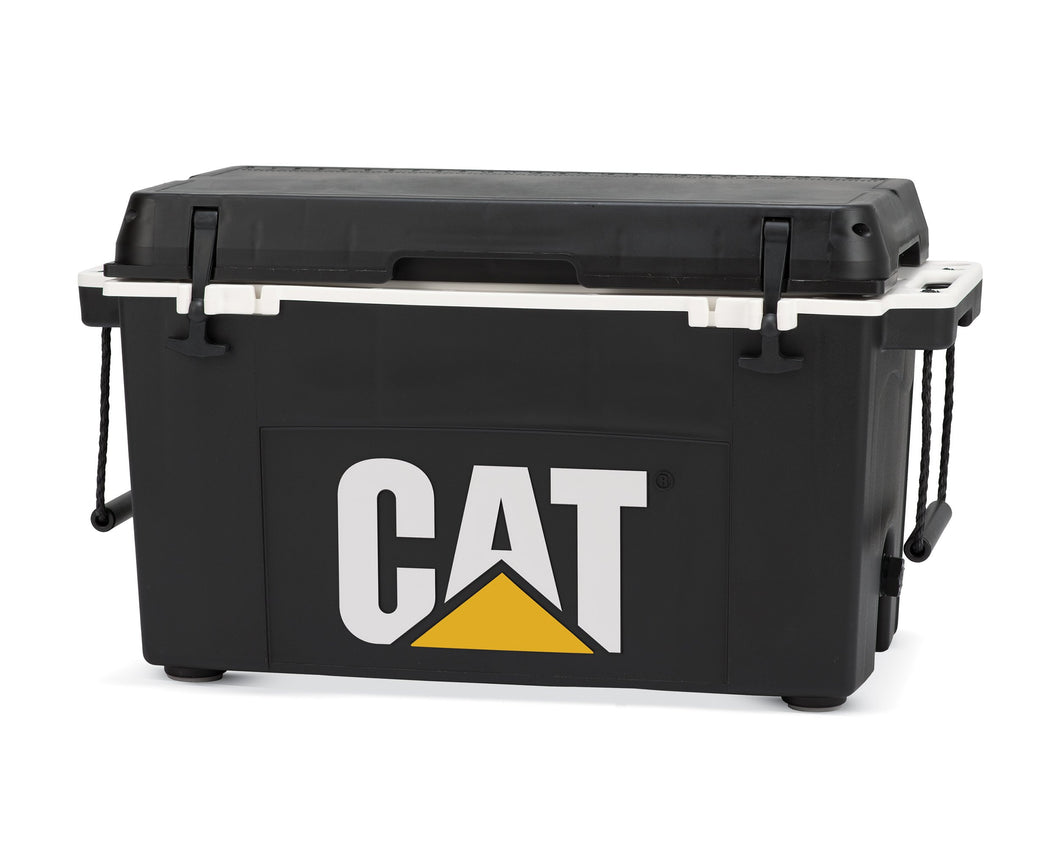55 Quart Cooler Black