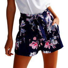 Load image into Gallery viewer, Casual Shorts High Waist - The Fashion Bliss By VL Enterprises