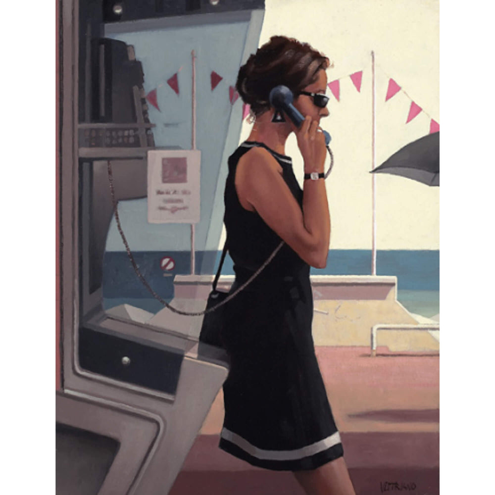 Her Secret Life Limited Edition Print Jack Vettriano