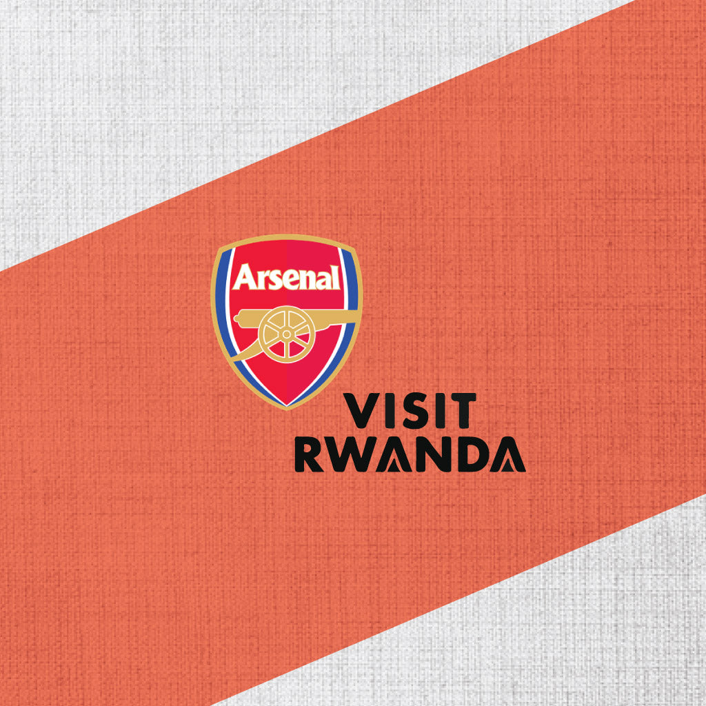 KitStory: Rwanda Unveils Three-Year Partnership with Arsenal FC