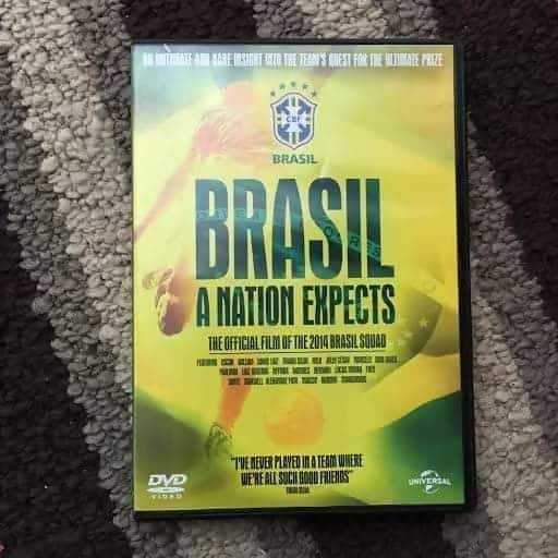 Brazil: A Nation Expects - Memorabilia