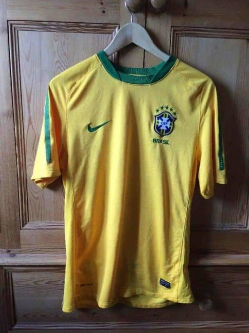 Brazil Football Shirt Nike Medium - Jerseys