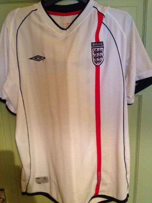 England Football Shirt - Jerseys