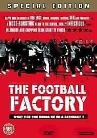 Football Factory (DVD 2004) - Memorabilia