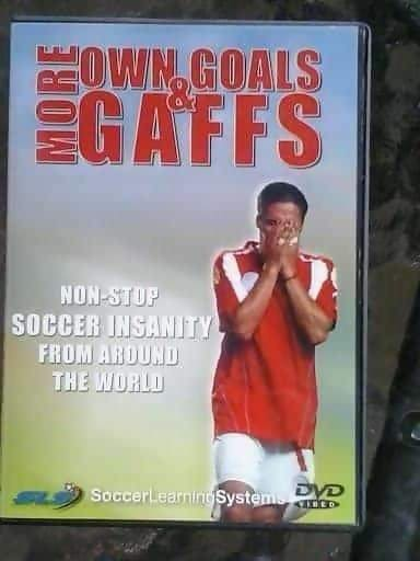 More Own Goals and Gaffs - Memorabilia