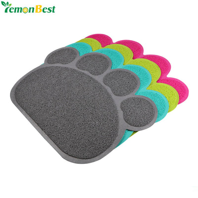 Cute Pet Feeding Mat Pad