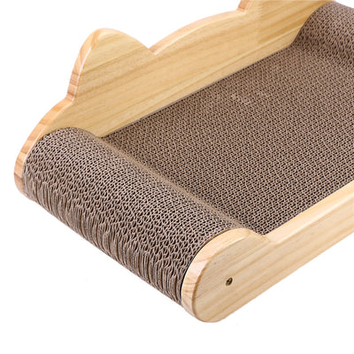 Corrugated Board Cat Scratcher Toys