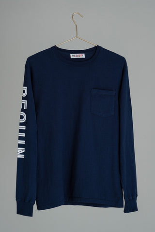 Long Sleeve Simple Shop T
