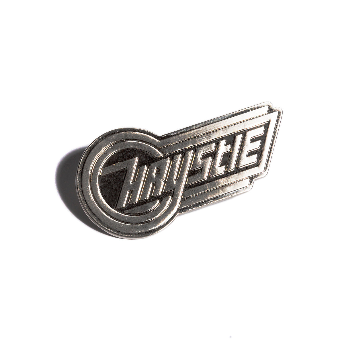 Load image into Gallery viewer, Chrystie Dynamo Logo Pin