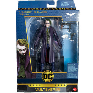 DC Multiverse Deluxe The Dark Knight The Joker Action Figure
